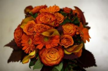 Fall bridal Bouquet (read review!)