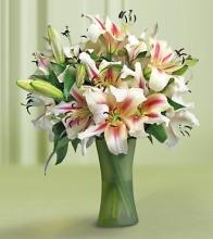 Moonbeam Serenade Lily Bouquet
