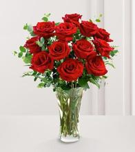 The FTD�  Premium Red Rose Bouquet