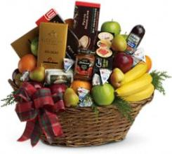 The Ultimate Gift Basket