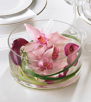 Floating Beauty Centerpiece