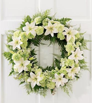 The FTD® With This Ring™ Wreath